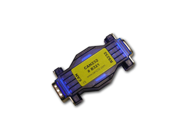 CAN232 USB-RS232 어댑터 [RS232 to CAN adaptor]