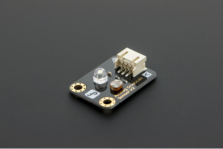 아두이노용 명도 센서 Grayscale Sensor For Arduino [DFR0022]