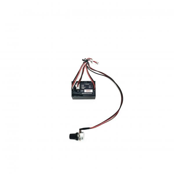 LED BUCK DRIVER LED-2000 EXT