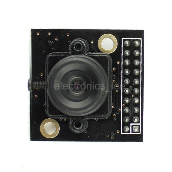 아두이노 1/4' 3 Mega pixel M12 Mount OV3640 Camera Module with JPEG Output [B0156]