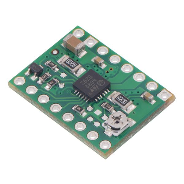 STSPIN820 Stepper Motor Driver Carrier #2878