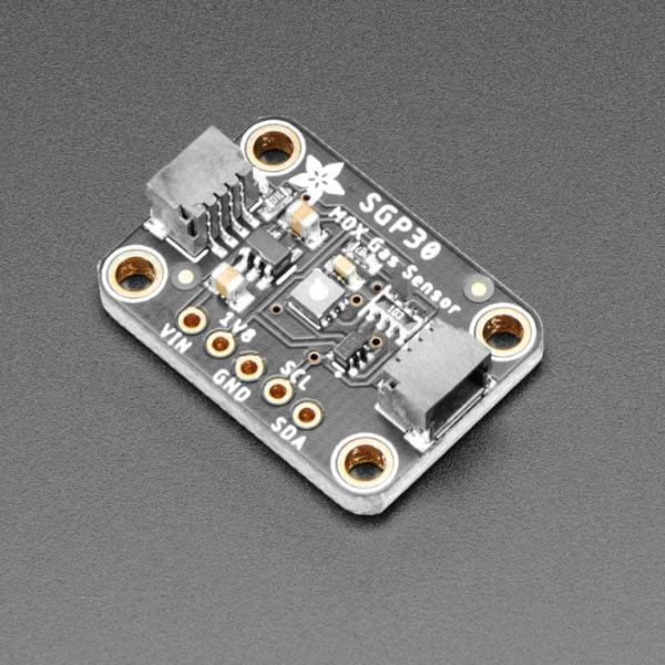 Adafruit SGP30 Air Quality Sensor Breakout - VOC and eCO2 [ada-3709]
