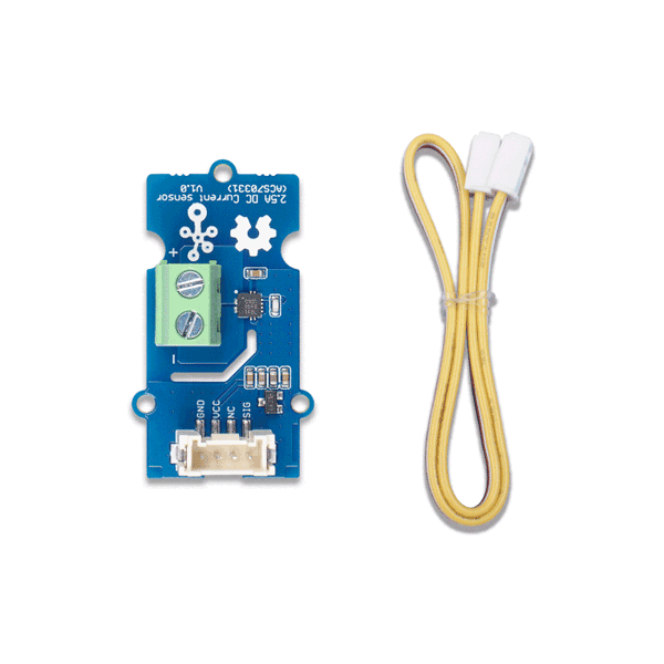 Grove - 2.5A DC Current Sensor(ACS70331) [101020652]
