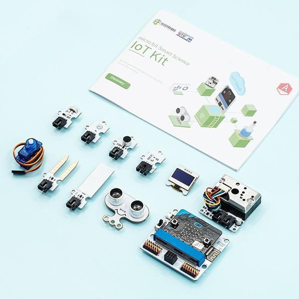 micro:bit smart science IoT kit (without micro:bit) [EF08203]