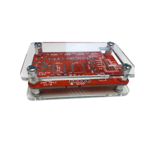 Bus Pirate v3.6 acrylic case v1 (DP6037) [110990047]
