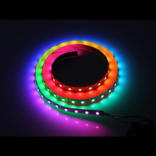 Digital RGB LED Flexi-Strip 30 LED - 1 Meter [104990000]