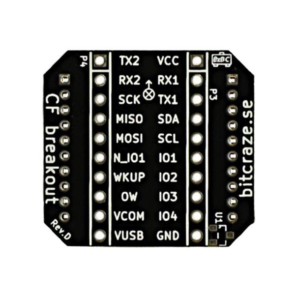 Crazyflie 2.0 - Breakout expansion board [114990111]