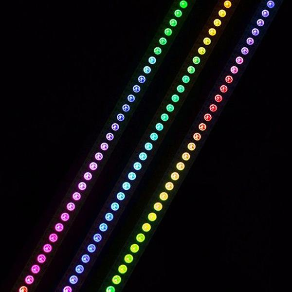 WS2813B Digital RGB LED Flexi-Strip 144 LED - 1 Meter [104990304]
