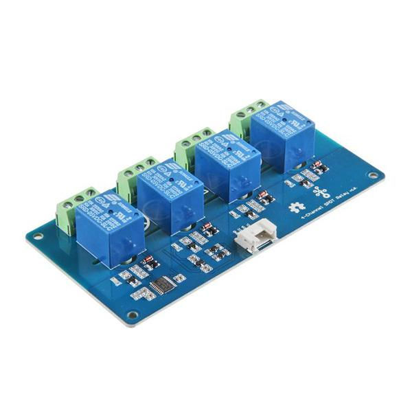 Grove - 4-Channel SPDT Relay [103020133]
