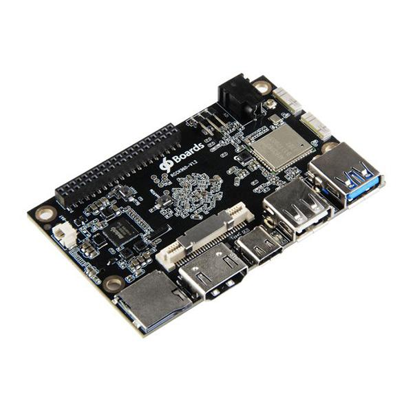 Rock960 Board - Based on the RK3399 SoC - 4GB RAM Version [H102110159]