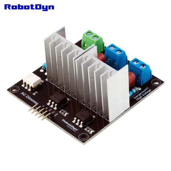 2채널 AC Light Dimmer Module 3.3V 5V [RD024]