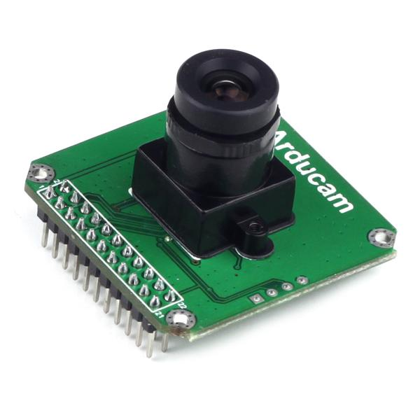 0.36MP MT9V034 M12 Color 카메라 모듈 [B0099]