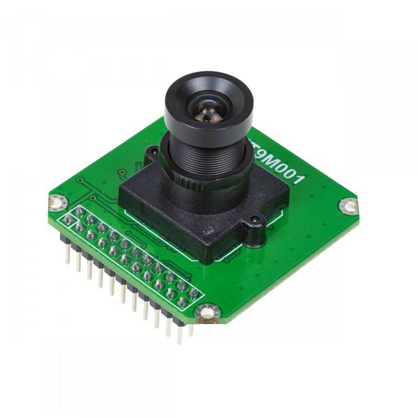 MT9M001 1.3Mp HD CMOS Color Camera Module M12 Mount 6mm Lens [B0160]
