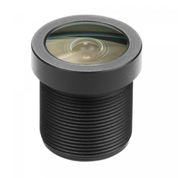M12 Mount Camera Lens M27210H08, 1/2.7 Optical Format, 2.1mm Focal Length [LN005]