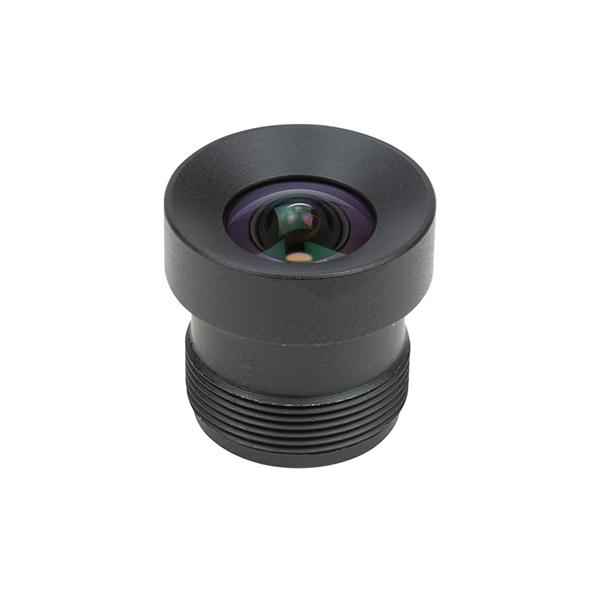 M12 Mount 2.8mm Focal Length Low Distortion Camera Lens M27280M07S [LN013]