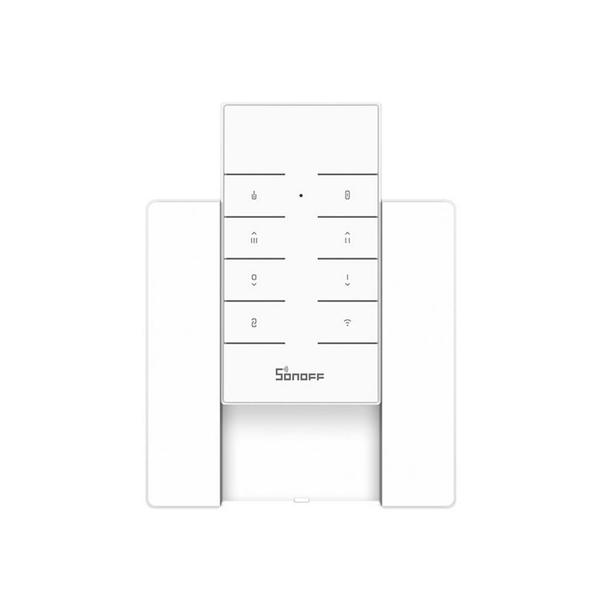 SONOFF® RM433 8 Key versatile custom 433 MHz RF remote control switch works with SONOFF RF / RFR3 / Slampher / iFan03 / 4CHProR2 / TX Series / 433 RF Bridge - Type 2
