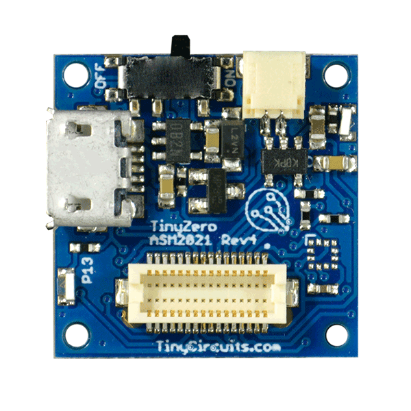 TINYZERO PROCESSOR BOARD [ASM2021-R]