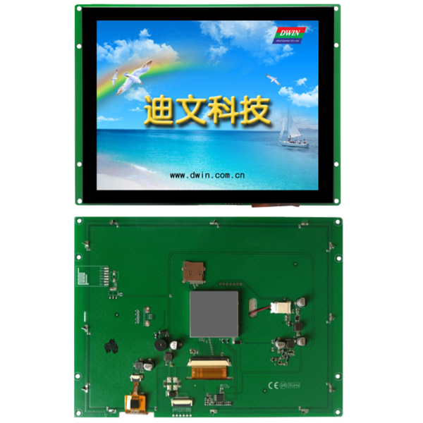 [DWIN] DMG80600C080_03WTC  ( 8.0인치 800xRGBx600, 24bit 16.7M Colors, TN Screen, CTP, DGUSII/TA LCM )