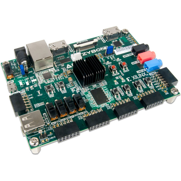 [리퍼상품] Zybo Z7-10: Zynq-7000 ARM/FPGA SoC Development Board
